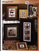 Desert Accents Cross Stitch