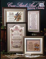 Cross Stitch And Verse featuring P. Tanksley Cross Stitch