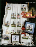 Seaside Sentinels Cross Stitch