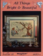 All Things Bright and Beautiful Cross Stitch