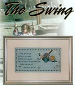 The Swing Cross Stitch