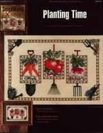 Planting Time Cross Stitch