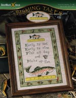 Fishing Tales Cross Stitch