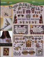 Bugs and Blooms Cross Stitch