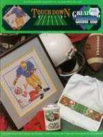 Touchdown Cross Stitch
