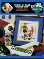 World Cup Soccer Cross Stitch